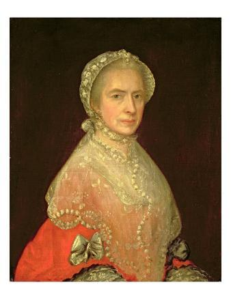 Portrait of Wilhelmina Campbell, Viscountess Glenorchy
