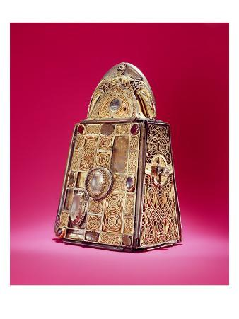 The Shrine of St. Patrick's Bell, from Armagh, Ireland, C.1100