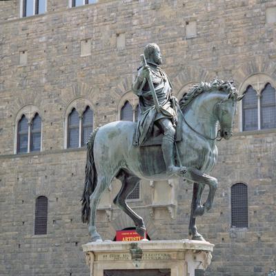 Equestrian Statue of Cosimo I, Grand Duke of Tuscany