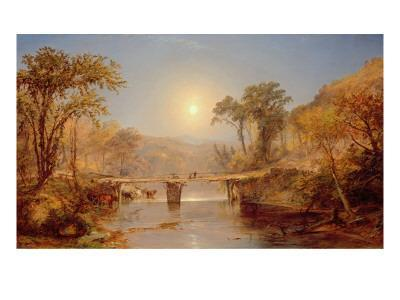 Indian Summer on the Delaware River, 1882