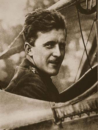 V.C. Survivor of War-Flecked Skies, 1917