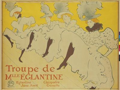 The Troupe of Mademoiseele Eglantine, 1896