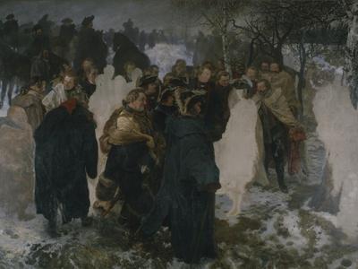 Speech before the Battle of Leuthen, 1858