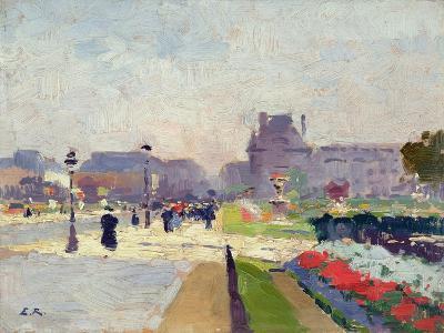 Avenue Paul Deroulede, Tuileries, Paris