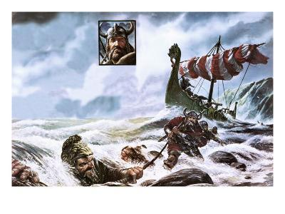 Leif Ericsson's Discovery of North America