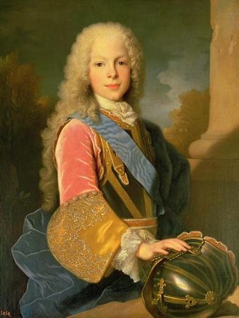 Portrait of Ferdinand De Bourbon and Savoy