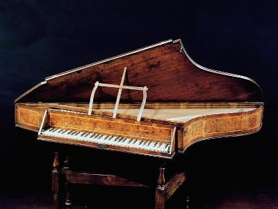 Spinet, Probably by Thomas Hitchcock, 1742