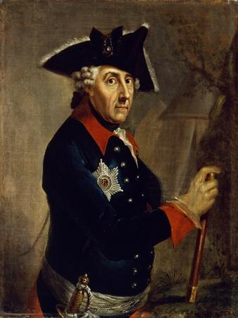 Frederick Ii the Great of Prussia, 1764