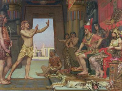 Joseph Interpreting Pharaoh's Dream, 1894