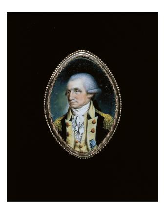 Portrait of George Washington, 1789