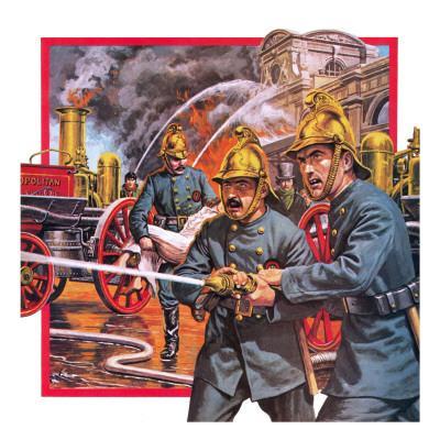 The London Metropolltan Fire Brigade