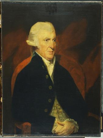 Portrait of Sir John Inglis Bart.