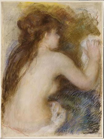 Rear View of a Nude Woman, C.1879