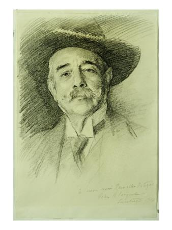 Portrait of Ramacho Ortigao, 1903