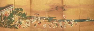 Chinese Children at Play, Edo Period