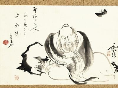 Zhuang Zi Dreaming of a Butterfly
