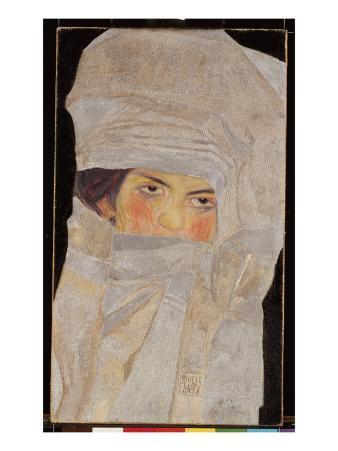The Artist's Sister, Melanie, 1908