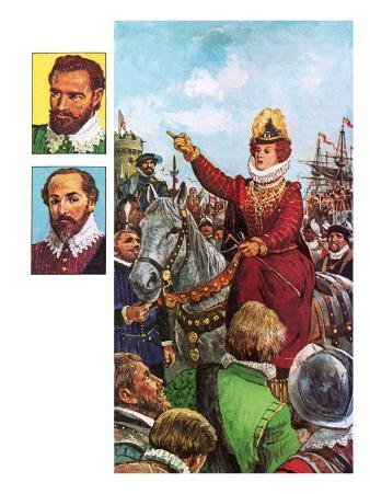 Queen Elizabeth I's Armada Speech