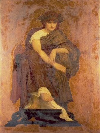 Mnemosyne, the Mother of the Muses
