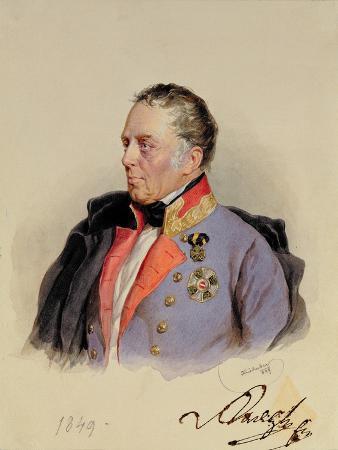 Johann Joseph Wenzel, Count Radetzky