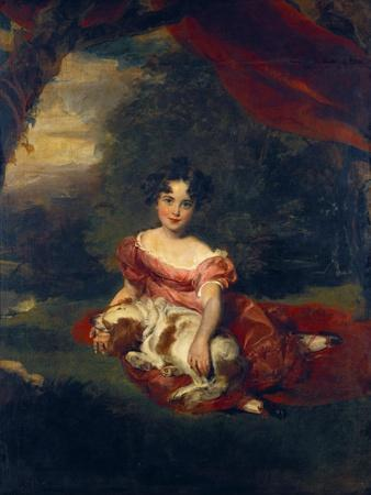 Portrait of Miss Julia Beatrice Peel