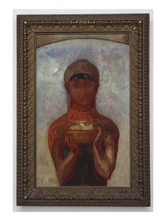 The Cup of Mystery, or Sibyl, C.1890