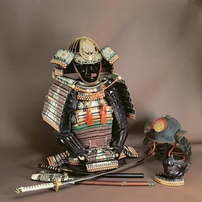 Samurai Armour, Muromachi Period