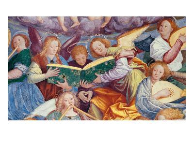 The Concert of Angels, 1534-36