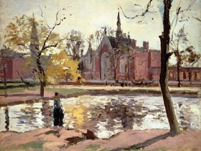 Dulwich College, London, 1871