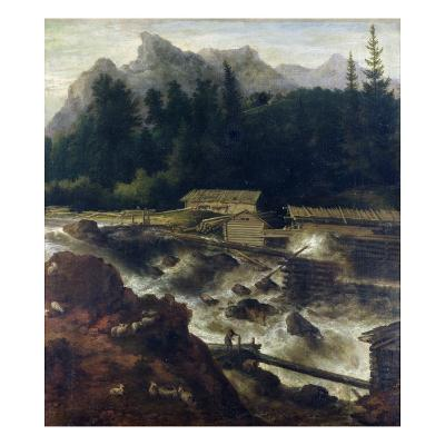 Scandinavian Landscape, 1670