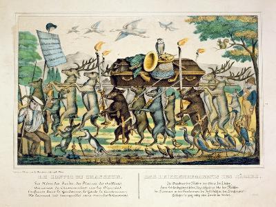 The Hunter's Procession, C.1850