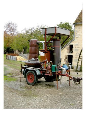 An Alembic Used to Make Calvados