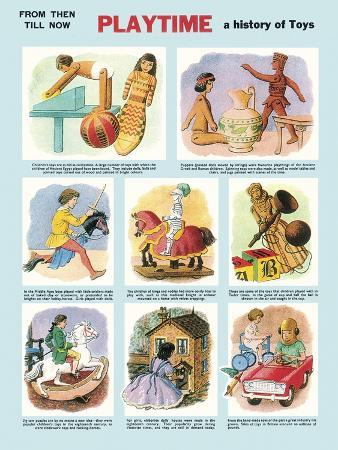 Playtime, a History of Toys