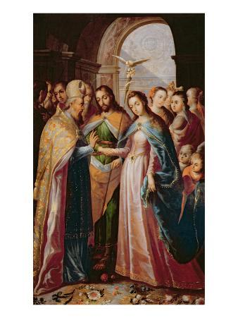 The Marriage of Mary and Joseph