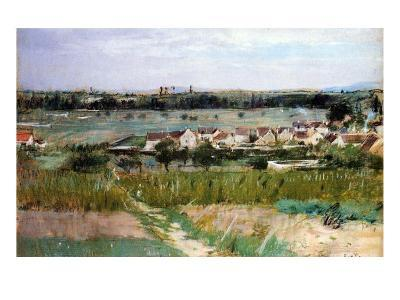 The Village of Maurecourt, 1873