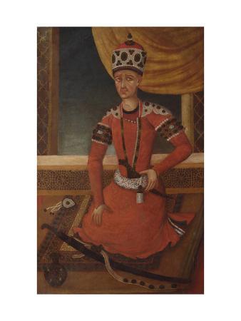 Aga Muhammad Khan Qajar, C.1820