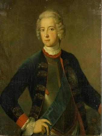 Crown Prince Frederick Ii, 1728
