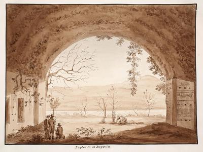 The Ninfeo Bergantino, 1833