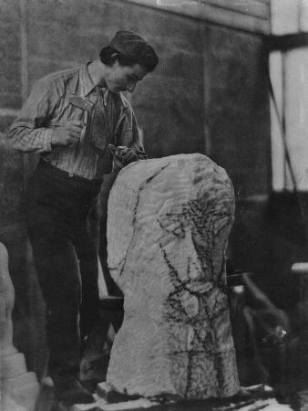 Henri Gaudier-Brzeska, C.1910
