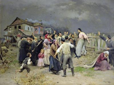 A Victim of Fanaticism, 1899
