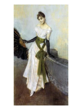 Signorina Concha De Ossa, 1888