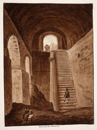 The Praetorian Reservoir, 1833