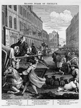 Second Stage of Cruelty, 1751