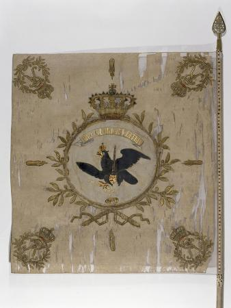 Flag of the Prussian Infantry