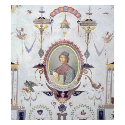 Portrait of Filippino Lippi