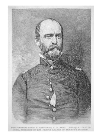 Portrait of Lewis A. Armistead
