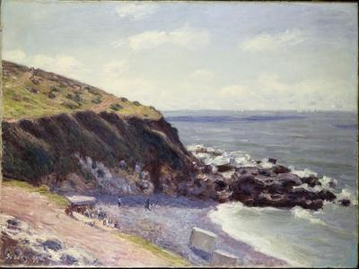 Lady's Cove, Langland Bay, 1897