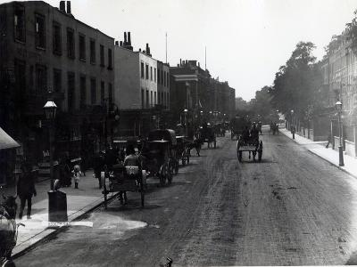 Kensington High Street, London