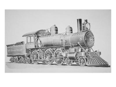 A Schenectady Locomotive
