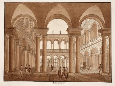 The Palazzo Borghese, 1833